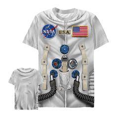 11ac02dab8 27 Best Astronaut Suit images   Astronaut costume, Astronaut suit ...