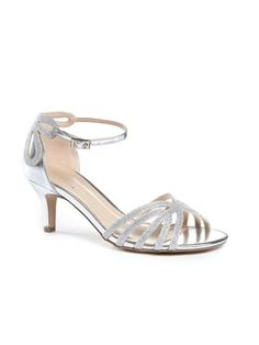 1bef9acceb32 Paradox London Pink Melby Kitten Heel Strappy Sandals - House of Fraser