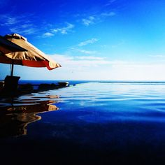 infinity pool in Costa Rica? YES. loved it.