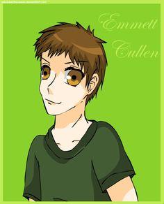 Twilight :: Emmett Cullen