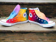 converse suela arcoiris