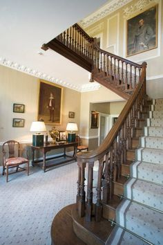 Main Stair Case