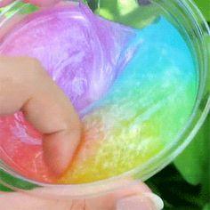 Slime de colores