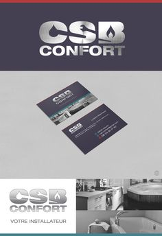 Carte de visite flyer affiche salon de coiffure salon for Installateur de salle de bain dans le nord