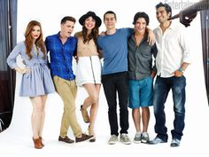 Cast of Teen Wolf. Just sucks they're all so hideous