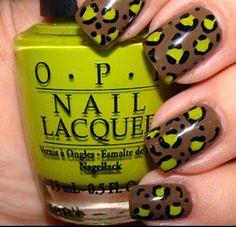 Remember the numerous times we have gone on n on about how gorgeous leopard nails look? Well, today we are going to learn how to get em on...
