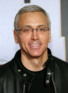 Dr. Drew. Call me crazy if you want, but I think this man is sexy....