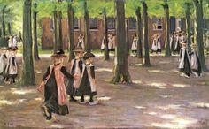 School in Laren Max Liebermann