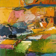 ALONGTIMEALONE: justanothermasterpiece: Richard Diebenkorn.