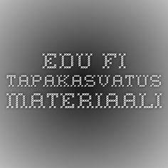 Edu.fi -tapakasvatus materiaali Company Logo, Coding, School, Peda, Programming