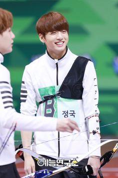 """[Imagen] BTS en 2016 """"Idol Star Athletics Championships"""" Chuseok Special part 5"""