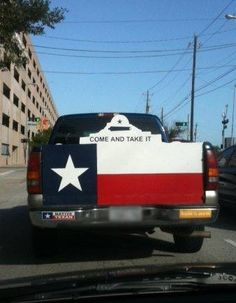 You Know You're A Texan When