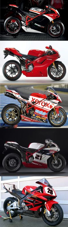 You could buy an 11998 SP Corse. Or you could buy a used 1098s, upgrade and paint it to look like an 1198R trackbike or 1098R bayliss rep and still have change for a CBR600RR trackbike.