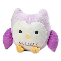 NoJo® Dreamland Plush Owl