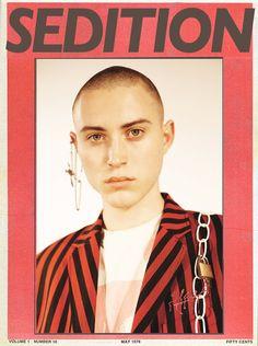Sedition Magazine - Tyler Kohlhoff