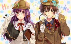 Manga Couple, Anime Love Couple, Cute Anime Couples, Anime Girl Drawings, Anime Artwork, Anime Art Girl, Friend Anime, Anime Best Friends, Anime Cupples