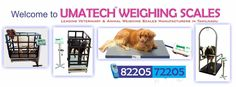 Veterinary Animal Weighing Scales Upto 1 TON via Veterinary Animal Weighing Scale. Click on the image to see more!
