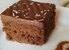 Recept Jednoduchý koláček s kávou Coffee Cake, Vanilla Cake, Nutella, Tiramisu, Baking Recipes, Muffins, Food And Drink, Sweets, Cookies