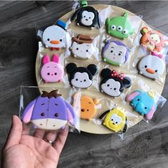 I was nominated by lovely Christine to share my most popular post! Tsum tsum are the cutest thing everrrrr. Thank you for including me in this fun nomination 😘😘😘. Macaron Cookies, Iced Cookies, Cookies Et Biscuits, Sugar Cookies, Disney Desserts, Cute Desserts, Disney Food, Fancy Cookies, Cute Cookies