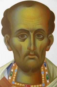 Frescele lui Alexandru Soldatov (Partea a Orthodox Icons, Profile Picture, Byzantine Art, Paint Icon, Art, Painting Studio, Art Icon, Face Drawing, Sacred Art