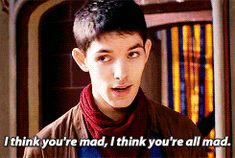 Merlin & Arthur (gif)