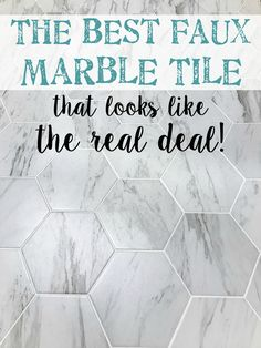 The Best Faux Marble