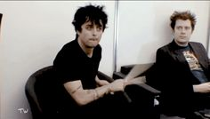 Green Day. Billie Joe Armstrong,Tre Cool