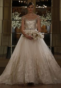 73e9a798b330 Romona Keveza Collection $10,000 Marchesa Wedding Dress, Naeem Khan Wedding  Dresses, Alvina Valenta Wedding