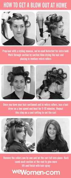 Big, Bouncy, Bouffant! How To Do A Kate Middleton Blow Out
