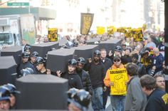 Workers Rally For Safer Construction ENR