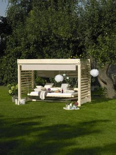 gartenhaus selber bauen garten pinterest kunst und garten. Black Bedroom Furniture Sets. Home Design Ideas