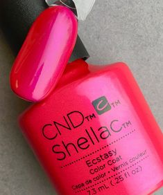 CND Shellac Ecstasy - New Wave Collection