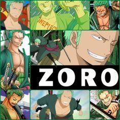 One Piece ~ Swordsman Pirate Hunter Roronoa Zoro One Piece Manga, One Piece Film, Zoro One Piece, One Piece 1, Roronoa Zoro, Zoro Nami, Best Anime Shows, Best Shows Ever, Nico Robin