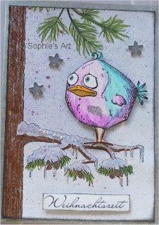 Sophie's Art: Weihnachtszeit - Christmas time