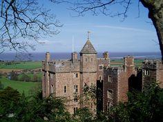 Dunster Castle by David Brockman on Flickr.
