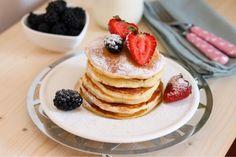 Resim How To Make Buttermilk, I Am Baker, Red Chili Powder, Food Website, Halloumi, Non Stick Pan, Melted Butter, Original Recipe, Pie Recipes