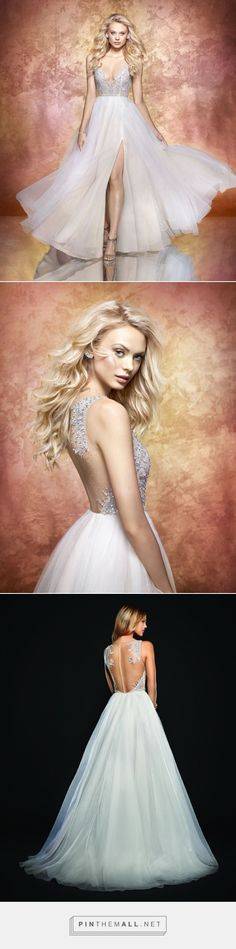 Bridal Gowns and Wedding Dresses by JLM Couture  Hayley Paige Spring 2017  Style 6701 Kenny - created via https://pinthemall.net