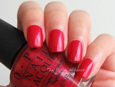 OPI Innie Minnie Mightie Bow - Couture de Minnie
