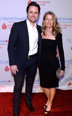 Charles Esten and Patty Hanson Photos - T.J. Martell Foundation 7th Annual Nashville Honors Gala - Zimbio