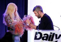Los Angeles Fashion Awards honor Lady Gaga, Karl Lagerfeld and more - LA Times
