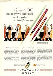 Wahl-Eversharp Ad on The New Yorker, June 4, 1932