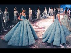 Michael Cinco | Haute Couture | Fall/Winter 2017/18 | Fashion Forward Dubai