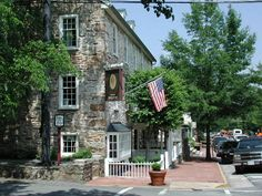 Red Fox inn.  One of our faves!