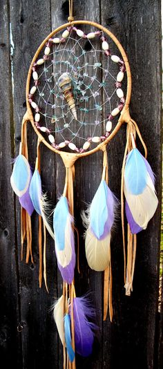 Dream Catcher Monoceros by 7WishesDreamcatchers on Etsy, $130.00