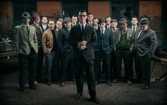 The Great Train Robbery (Wed and Thu, 8pm, BBC1)