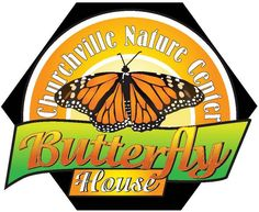 Churchville Nature Center's Butterfly House Now Open For Public Tours June 13 - September 5 Tuesday, Thursday, Saturday & Sunday 10am to 3pm General Admission: $8 Seniors (62+): $6 Junior (4-12): $5 Children 3 & Under FREE Members of Churchville Nature Center: $6 (all prices include a guided tour) Please call to Make Reservations (215) 357-4005