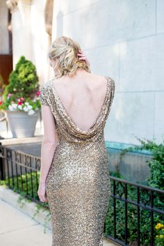 Badgley Mischka Sequined Dresses: Help Us Choose! By Kelly In The City