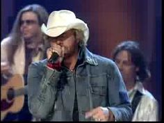 Toby Keith and his dughter Krystal sing Mockingbird, I really like her voice hope we hear more of her