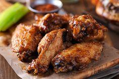 Ailes de poulet à la teriyaki...Une recette facile
