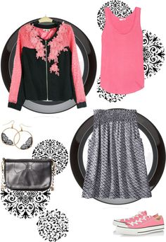 """""""Shopping Downtown"""" by musicfriend1 on Polyvore"""